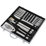 quanto custa kit churrasco de inox Santa Catarina